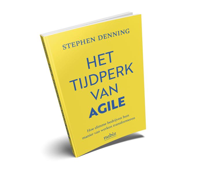 Het tijdperk van Agile